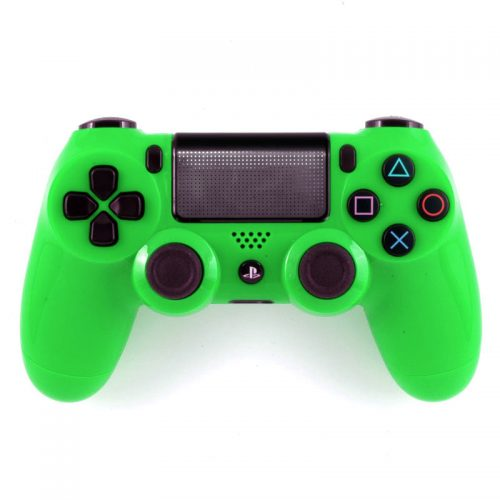 green ps4 controller thecontrollerpeople. Black Bedroom Furniture Sets. Home Design Ideas