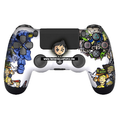 PipBoy PS4 Controller