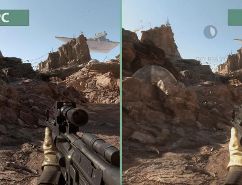 PS4 vs PC Graphics Comparison