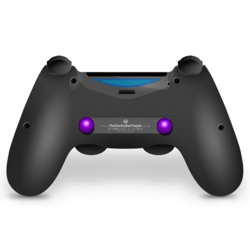 Ps4 Controller PurpleClickSticks