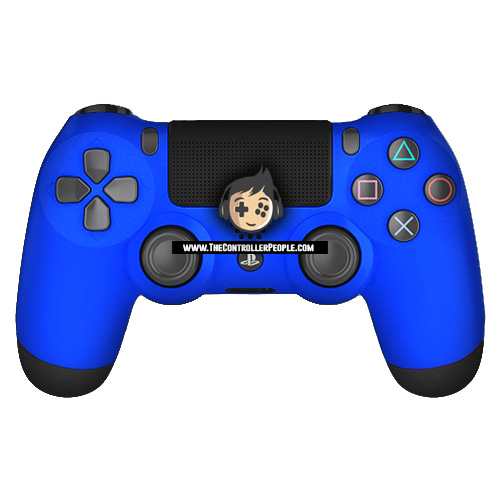Classic blue Ps4 Controller
