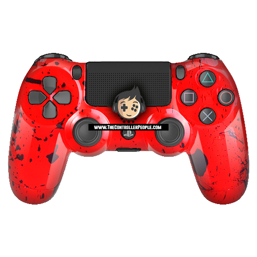 Bloodshed PS4 Controller