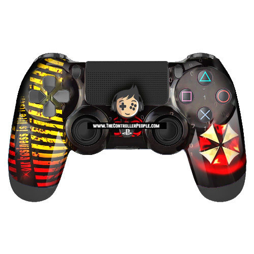 Resident Evil PS4 Controller