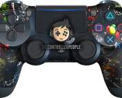 shock horror ps4 controller