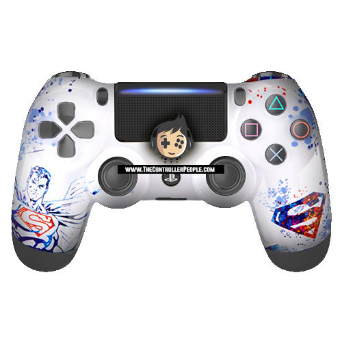 SuperMan PS4 Controller