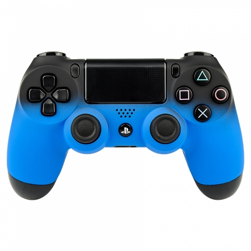Shadow Blue PS4 Controller