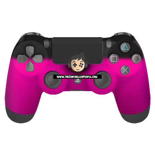 pink Shadow PS4 Controller