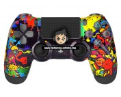 Space Aliens PS4 Controller
