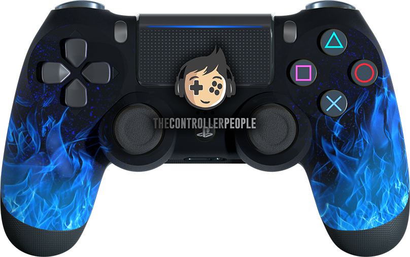 Emerald Green PS4 Controller - The Controller People