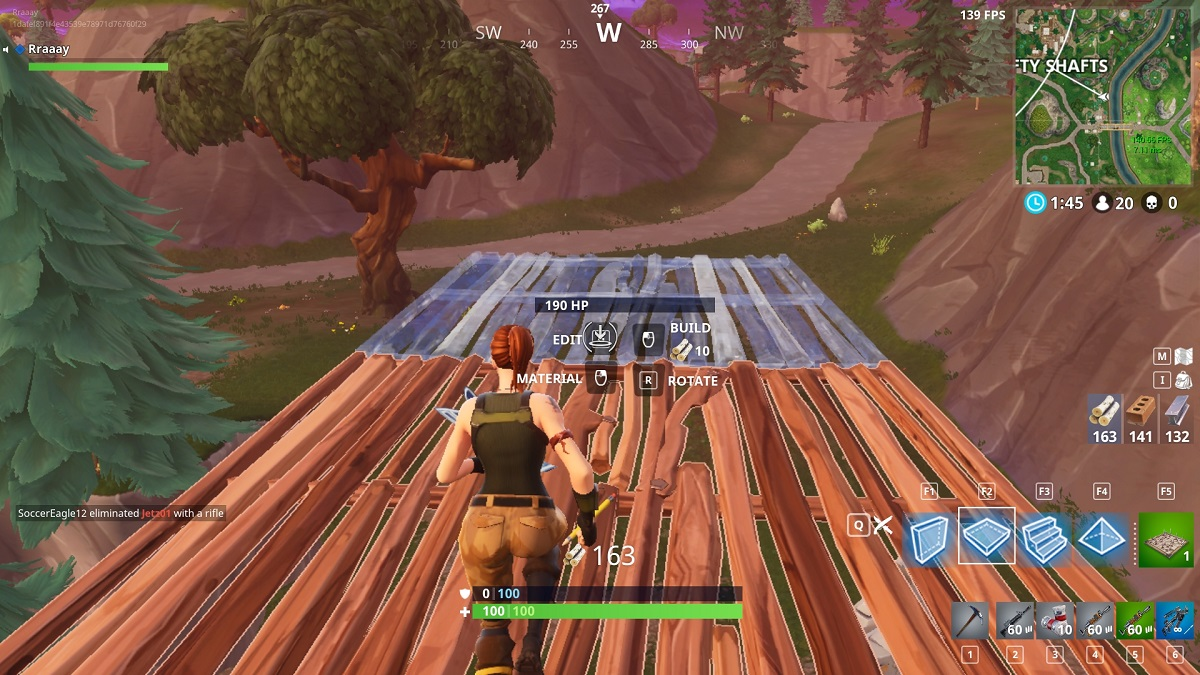 A Newbie-Friendly Fortnite Battle Royale Building Guide